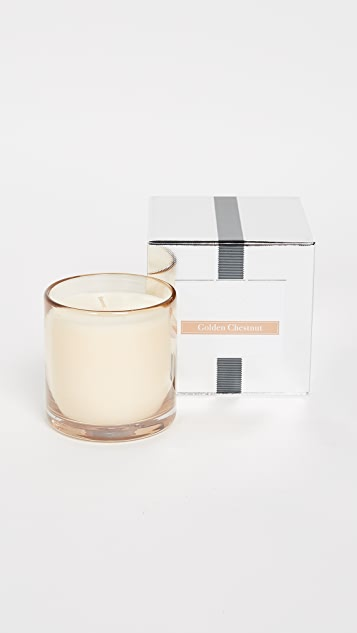 LAFCO New York Golden Chestnut Vanilla Candle