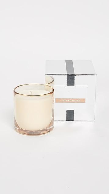 LAFCO New York Golden Chestnut Vanilla Candle - Golden Chestnut