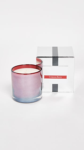 LAFCO New York Crimson Berry Cranberry Orange Candle