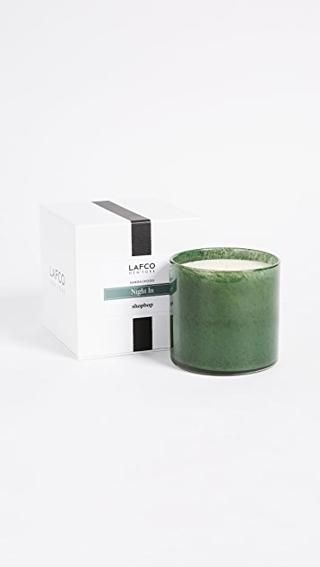 LAFCO New York Night In Sandalwood Candle