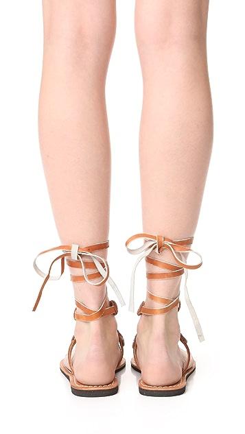 Laidback London Conroy Sandals