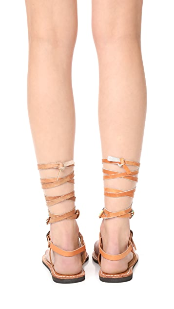 Laidback London Wilder Sandals