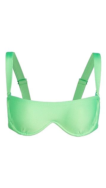 Leslie Amon Luna Bikini Top