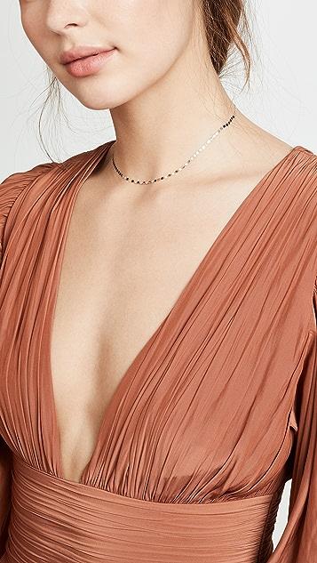 LANA JEWELRY 14k Petite Nude Chain Choker Necklace