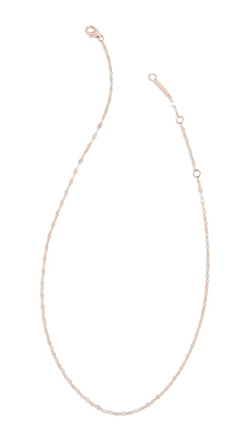 LANA JEWELRY 14k Blake Chain Choker Necklace