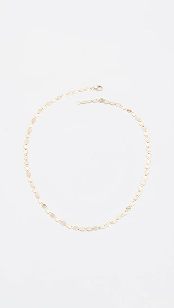 LANA JEWELRY 14k Large Chain Choker