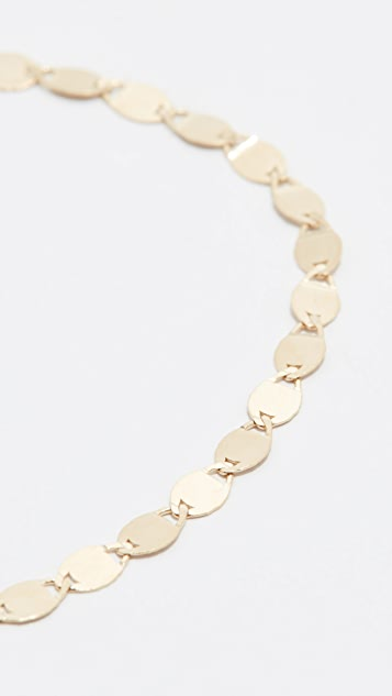 LANA JEWELRY 14K 裸色链式手链