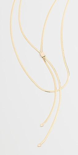 LANA JEWELRY - 14k Liquid Gold Blake Necklace