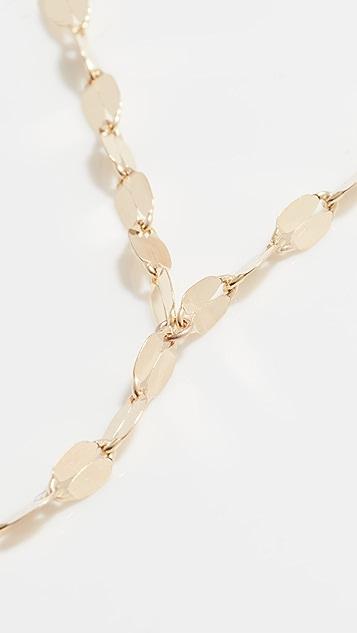 LANA JEWELRY Mega Gloss Blake Long Lariat Necklace