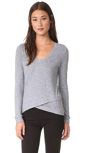 Lanston Asymmetrical Pullover