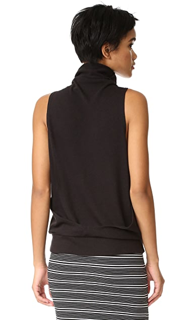 Lanston Turtleneck Sleeveless Tank