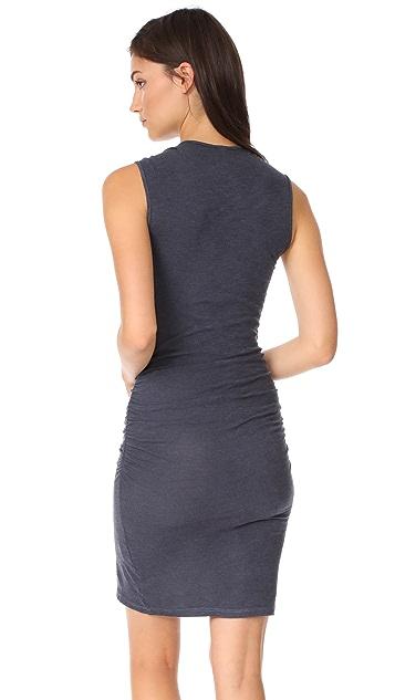 Lanston Ruched Dress