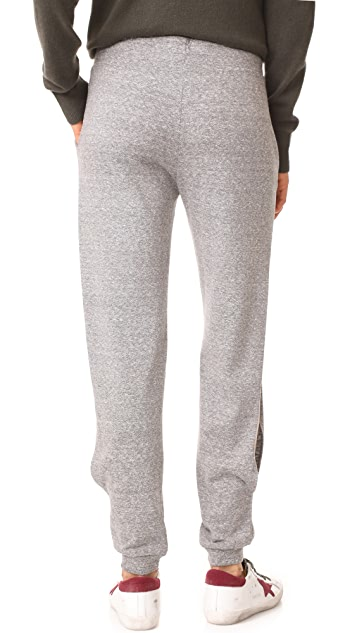 Lanston Side Slit Sweats