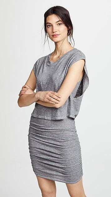 Lanston Layered Mini Dress