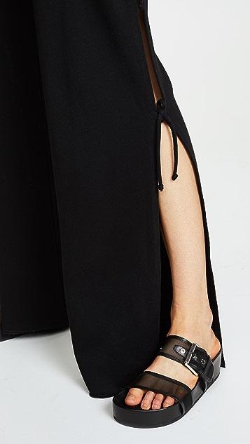 Lanston Side Tie Track Pants