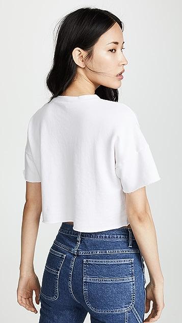Lanston Укороченная футболка