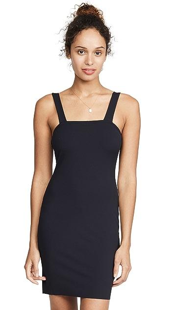 Lanston Мини-платье с квадратным вырезом