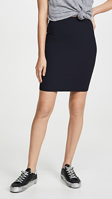 Lanston Knee Length Skirt