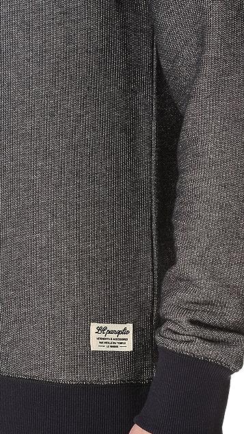 La Panoplie Elbow Patch Sweatshirt