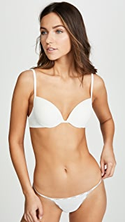 La Perla Sexy Town Mesh Push Up Bra