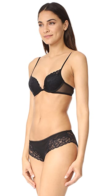 La Perla Primrose Field Push Up Bra
