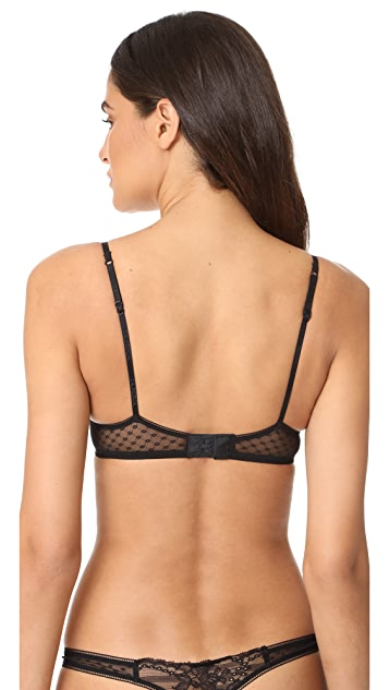 La Perla Tuberose Push Up Bra