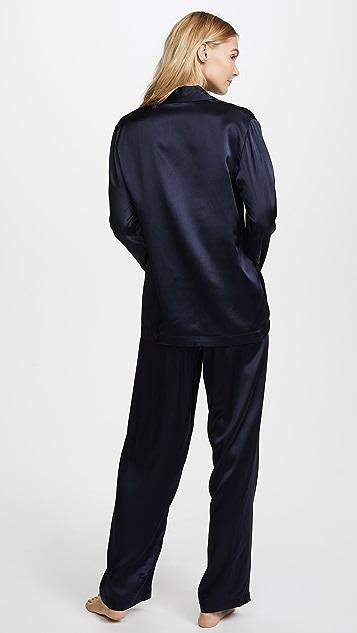 La Perla Silk Pajamas