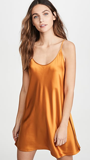La Perla 真丝衬裙