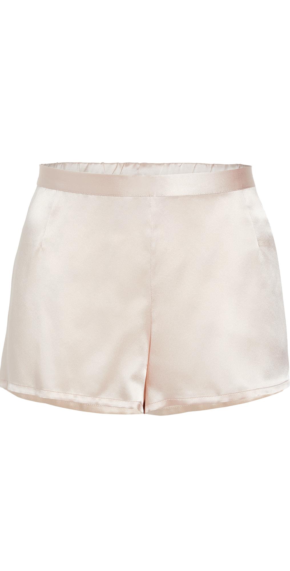 La Perla Silk Shorts