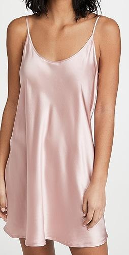 La Perla - 真丝短款衬裙