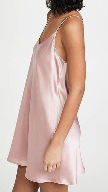 La Perla Silk Short Slip Dress