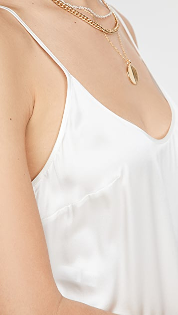 La Perla Long Slip Dress