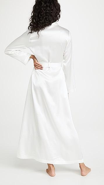 La Perla Long Silk Robe
