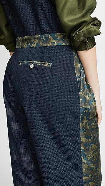 La Prestic Ouiston Dab Camo Pants