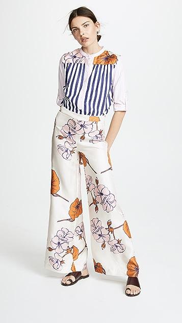 La Prestic Ouiston Giudecca Floral Pants
