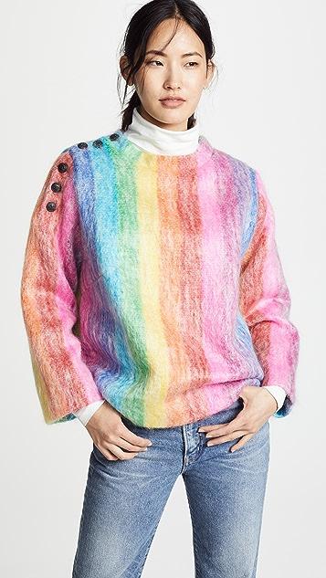 Mohair Prestic La Quiberon Ouiston Sweater YxawXZw