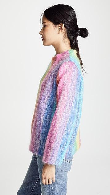 La Prestic Ouiston Quiberon Mohair Sweater