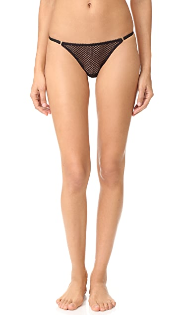 L'Agent by Agent Provocateur Addie Trixie G-String