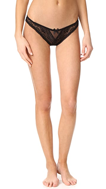 L'Agent by Agent Provocateur Piiper High Leg Briefs