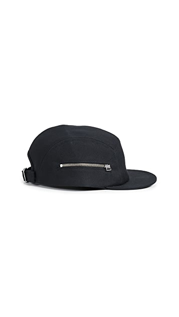 Larose Zip 5 Panel Cap