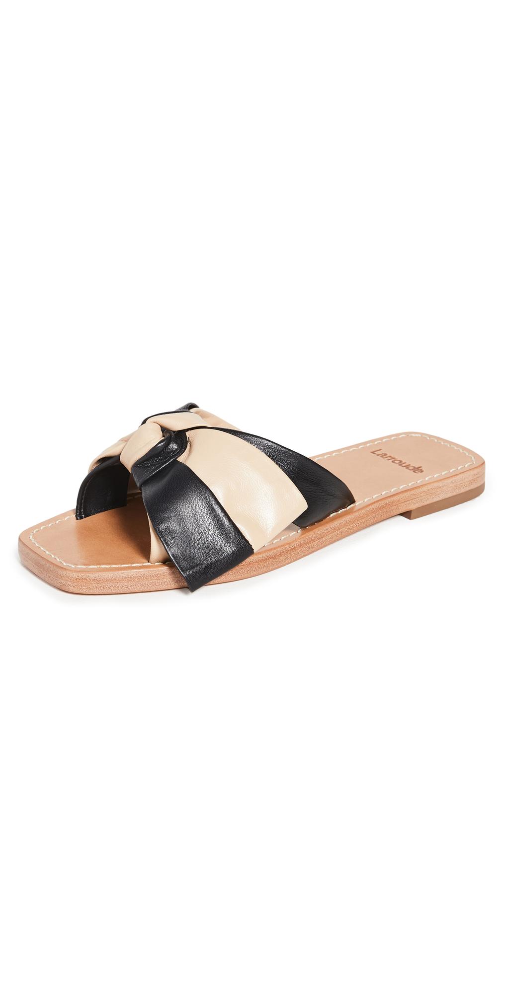 Eloise Bow Slides