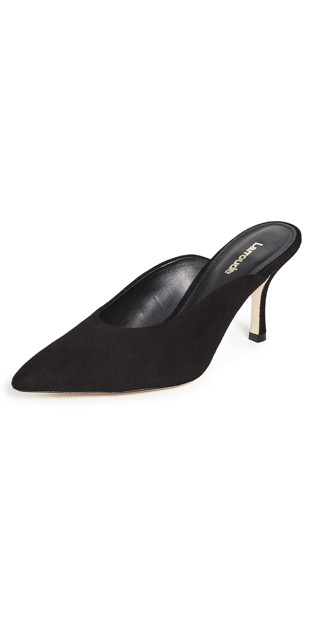 Lady Point Toe Mules