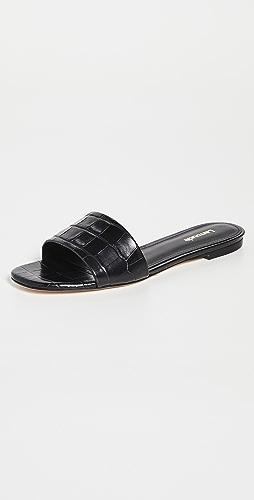 Larroude - Ivy 凉拖鞋