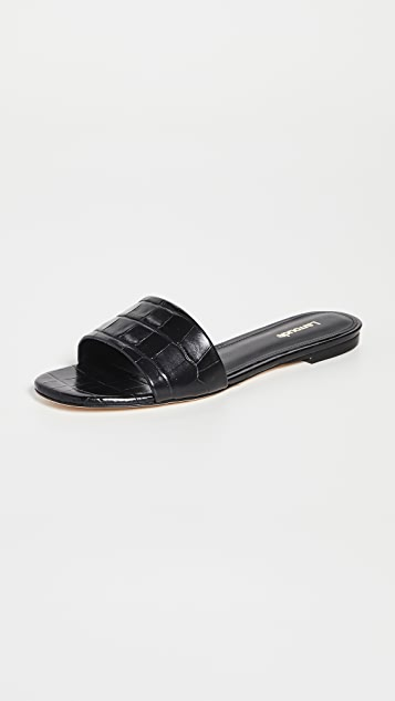 Larroude Ivy 凉拖鞋