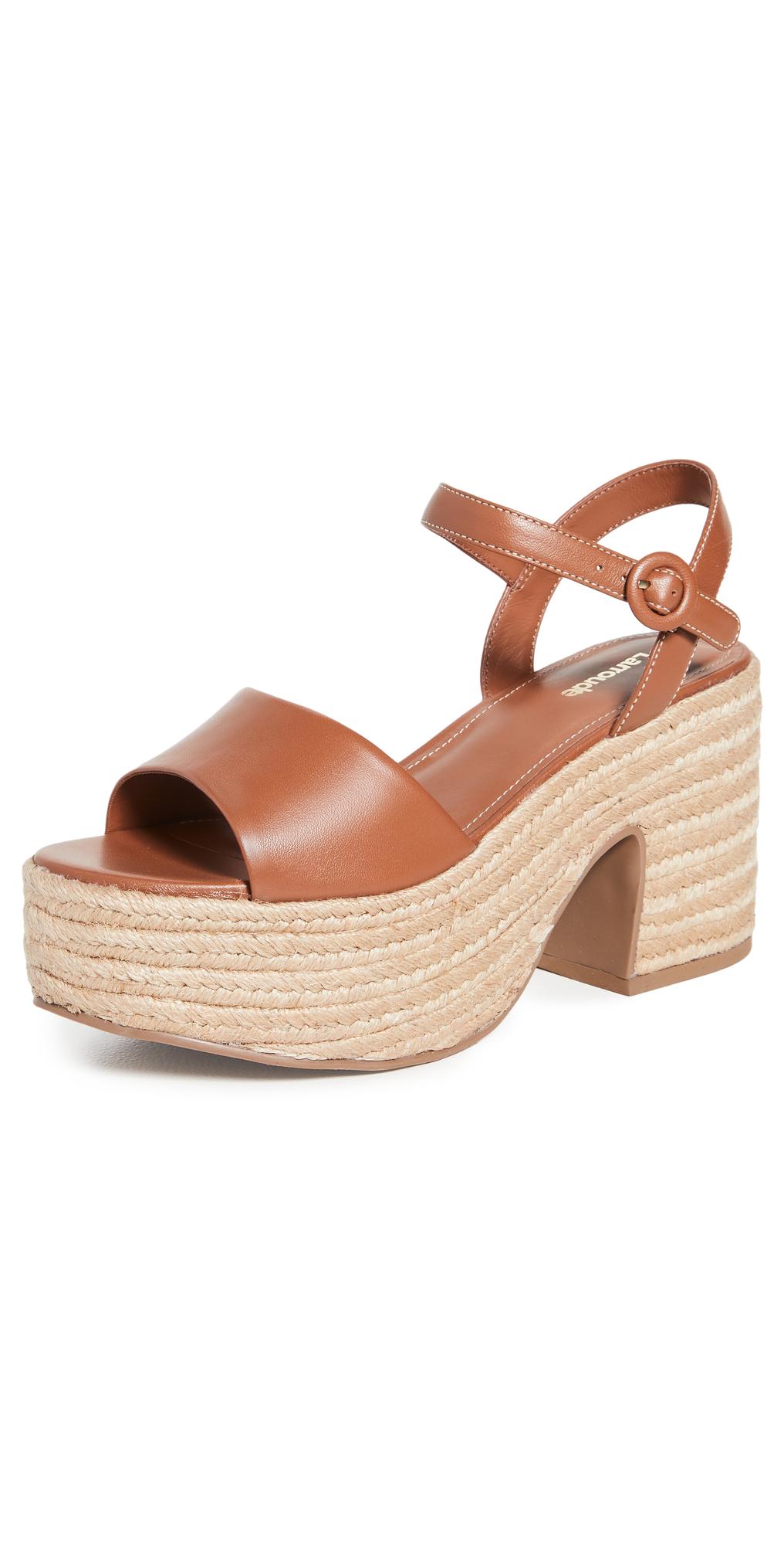 Jane Block Heel Sandals
