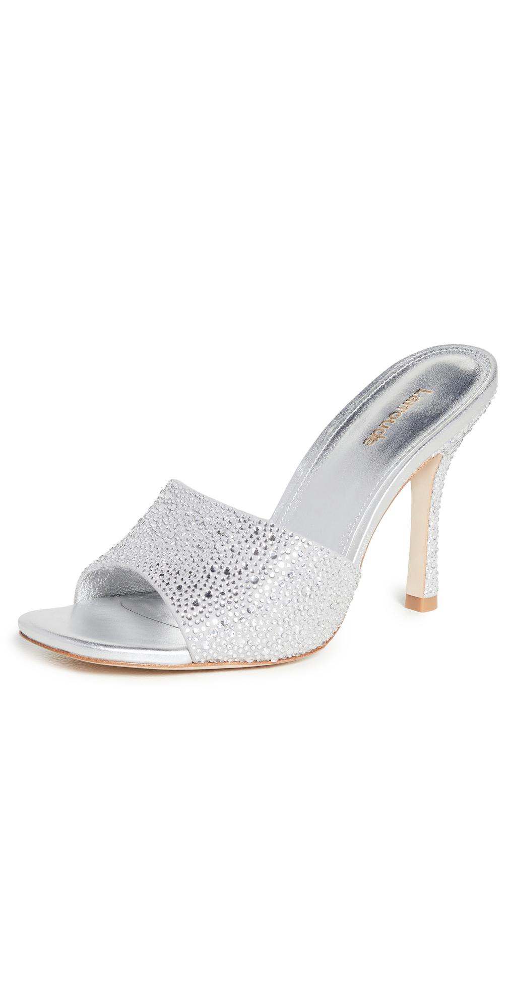 Colette Crystal Sandals