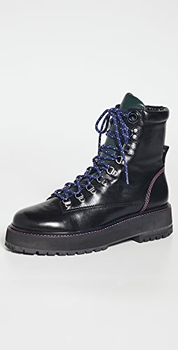 Larroude - Jordan 低帮靴