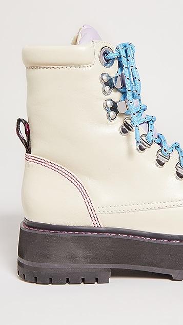 Larroude Jordan Low Boots