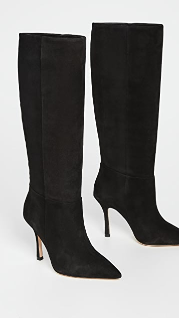 Larroude Kate To the Knee Boots