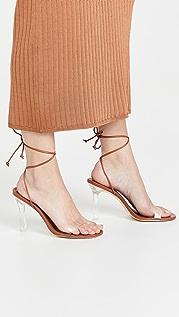 Larroude Gloria Heeled Sandals